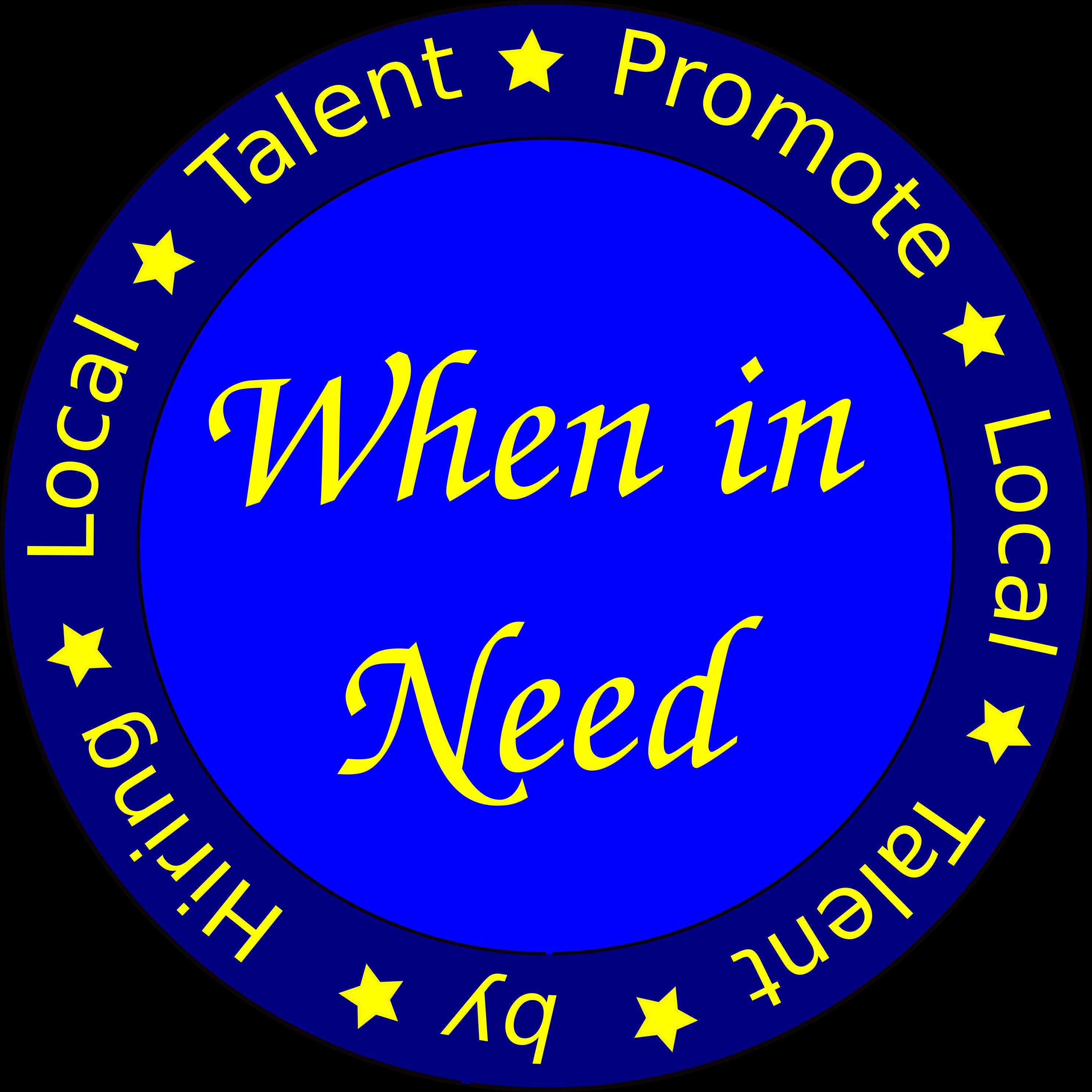 WhenInNeed.org